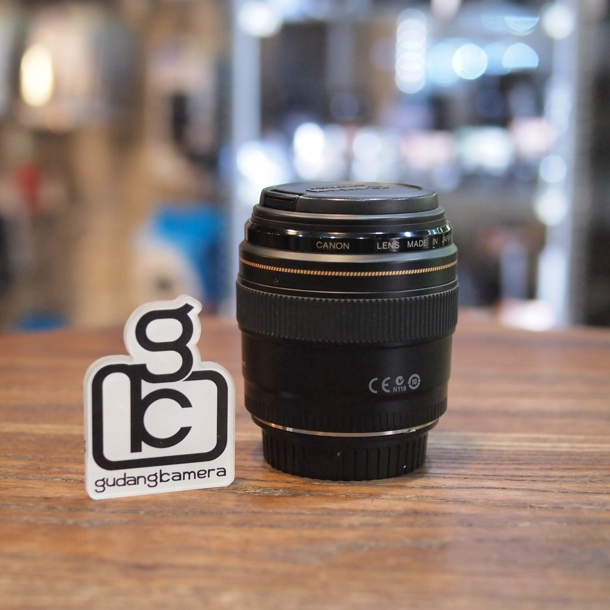 Canon Ef 85mm f1.8 USM - Mint Condition |8197|