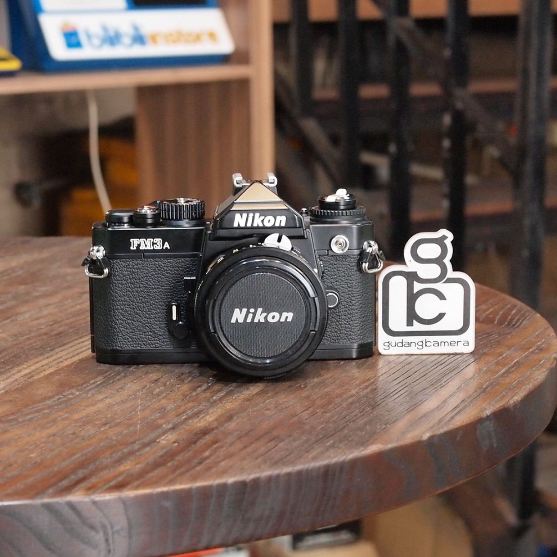 NIKON FM3A 45mm F2.8 Nikon FM3A - GOOD CONDITION - 6564