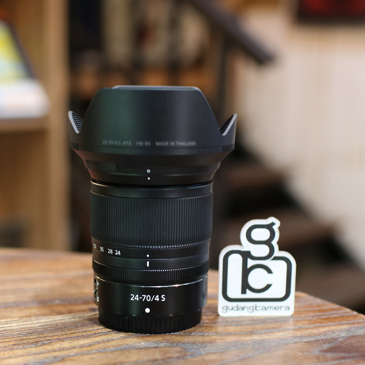 NIKON 24 -70mm F4 S - GOOD CONDITION - 4891