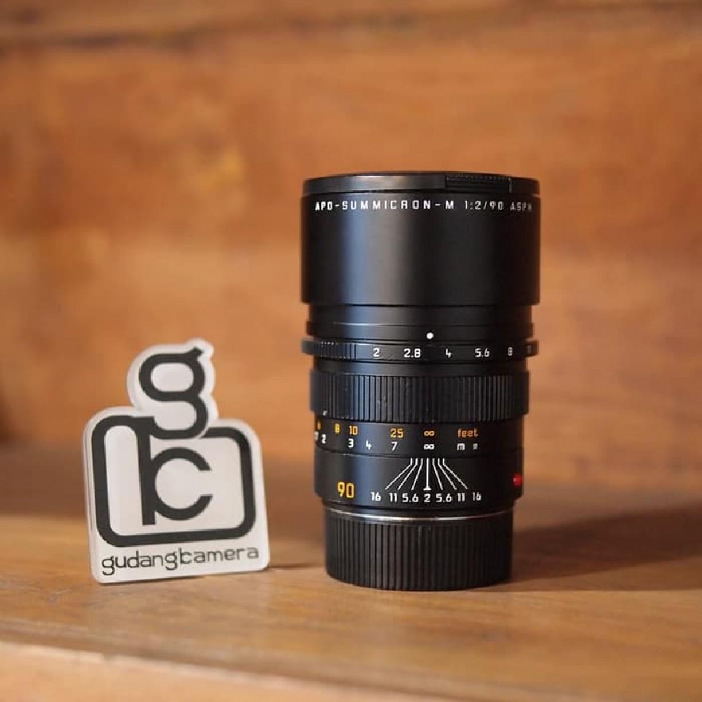 Leica 90mm f/2.0 APO Summicron - Good Condition |5394