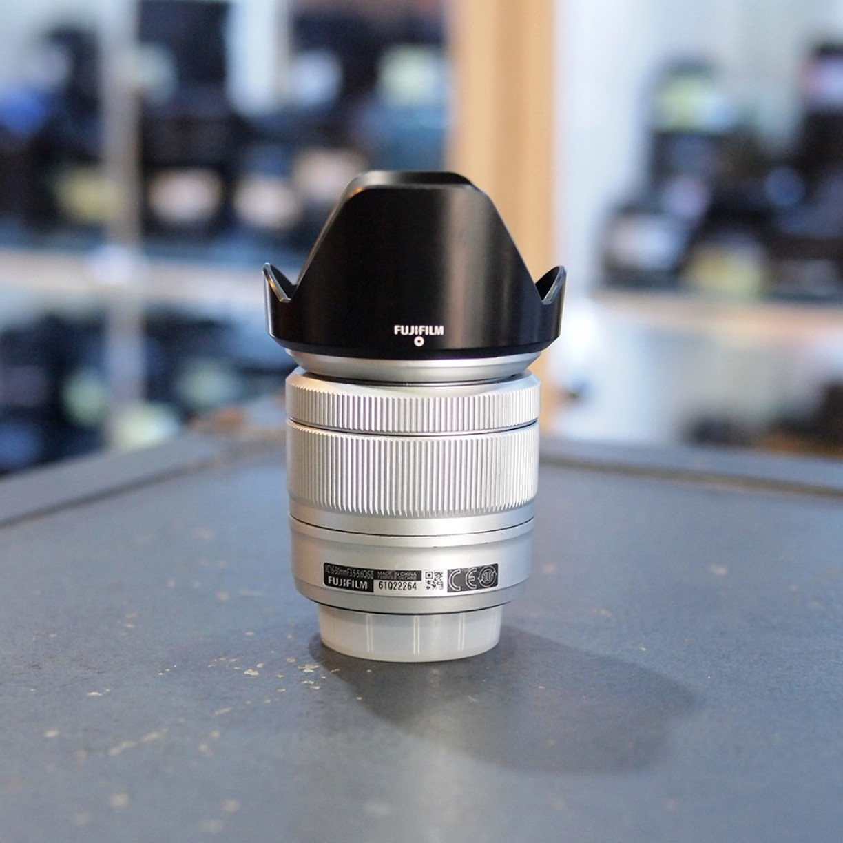 Fujifilm XC 16-50mm f/3.5-5.6 OIS - Good Condition | 2264